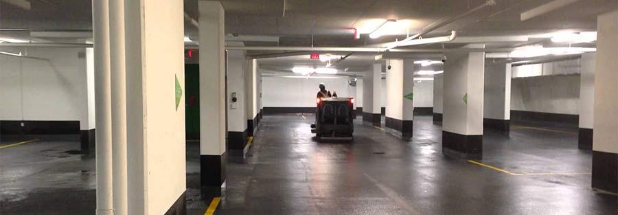 limpiar garaje madrid