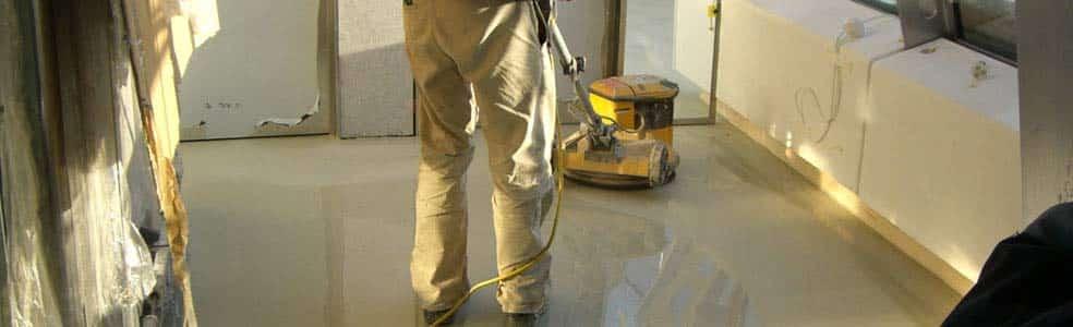 limpieza después de obras